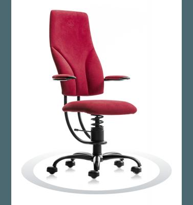Sedia ergonomica SpinaliS Navigator D402