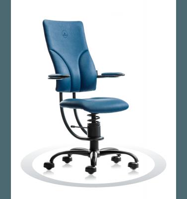 Sedia ergonomica per ufficio SpinaliS Apollo R502