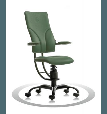 Sedia per ufficio ergonomica SpinaliS Apollo R604