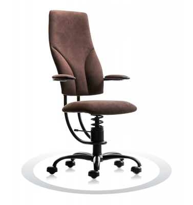 Sedia ufficio ergonomica SpinaliS Navigator D817