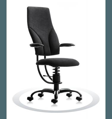 Sedia ufficio ergonomica SpinaliS Navigator D904