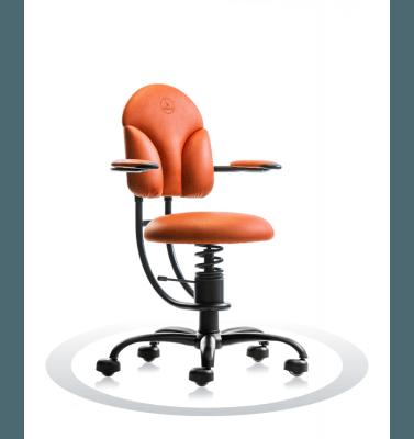 Sedie da ufficio ergonomiche SpinaliS Basic R201