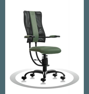 Sedie ergonomiche per computer SpinaliS Hacker R604
