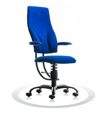 Sedie ufficio ergonomiche SpinaliS Navigator D510