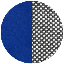 Microfibra K502 blu savoia