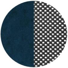 Microfibra K510 blu scuro