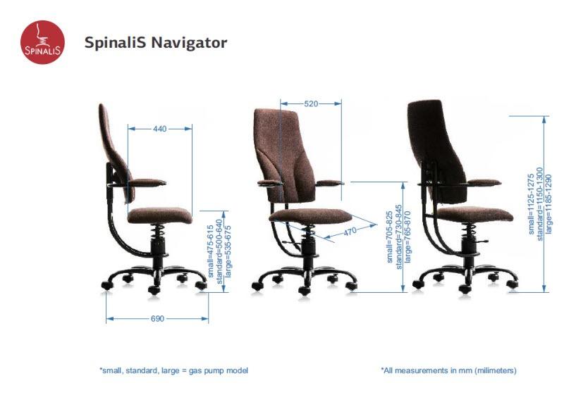 sedia-palla-spinalis-navigator